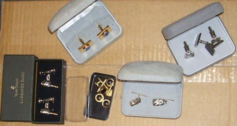 Collection of Cuff Links ,