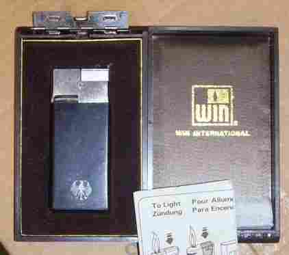 German Goverment Lighter ,