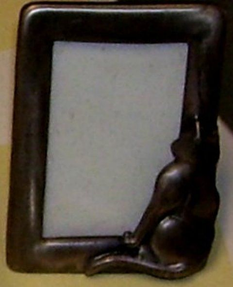 Small Pewter Frame,