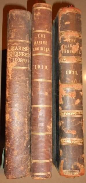 Titanic Engineering books