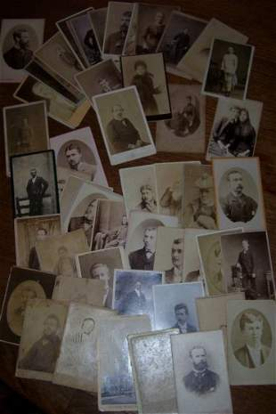 51 Early Photographs