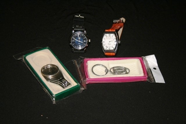 Two Various Automatic Watches ,