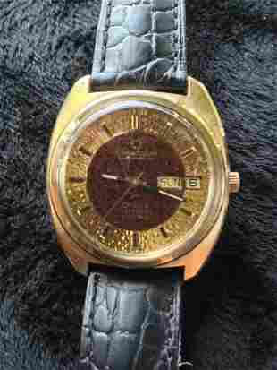 A Omega Gold Fill Constellation Gents Watch 1960,