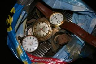 A Waltham Gold Fill Automatic Watch c 1960,