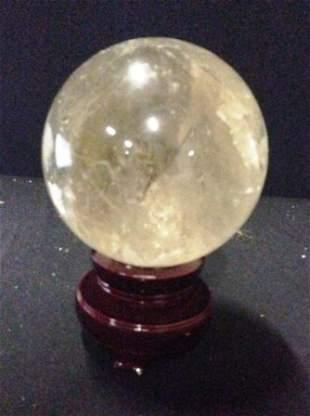 A Crystal Ball ,