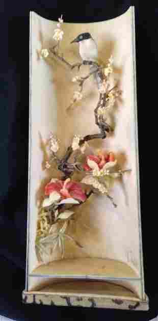 A Chinese Ivory Wrist Wrest , Republic,
