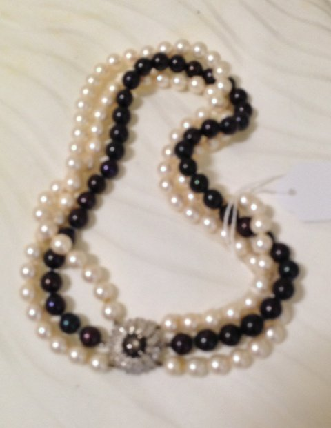 A Triple Strand of Pearls,