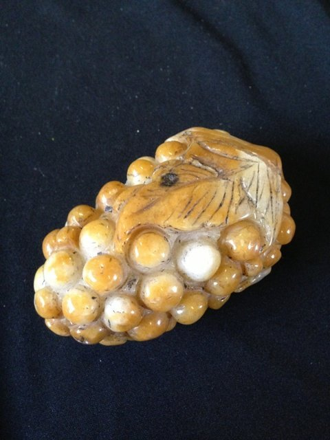 A Chinese Jade Pebble,