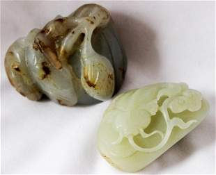 A Selection of Chinese Jade ,