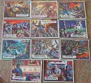 1962 CIVIL WAR NEWS PLUS TRADING POST CARDS