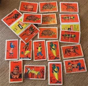 SCANLEN'S CRAZY CARDS