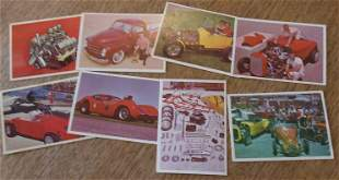 HOT ROD CARDS 1965