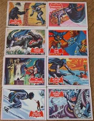 BATMAN –Red Set 1966