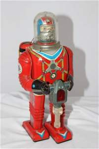 A Astronaut Robot, for Cragstan, Japan 1950