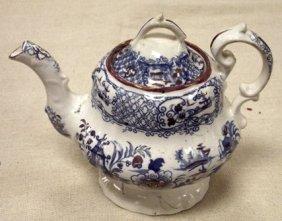 19th century lustre decorated twenty four piece tea ser