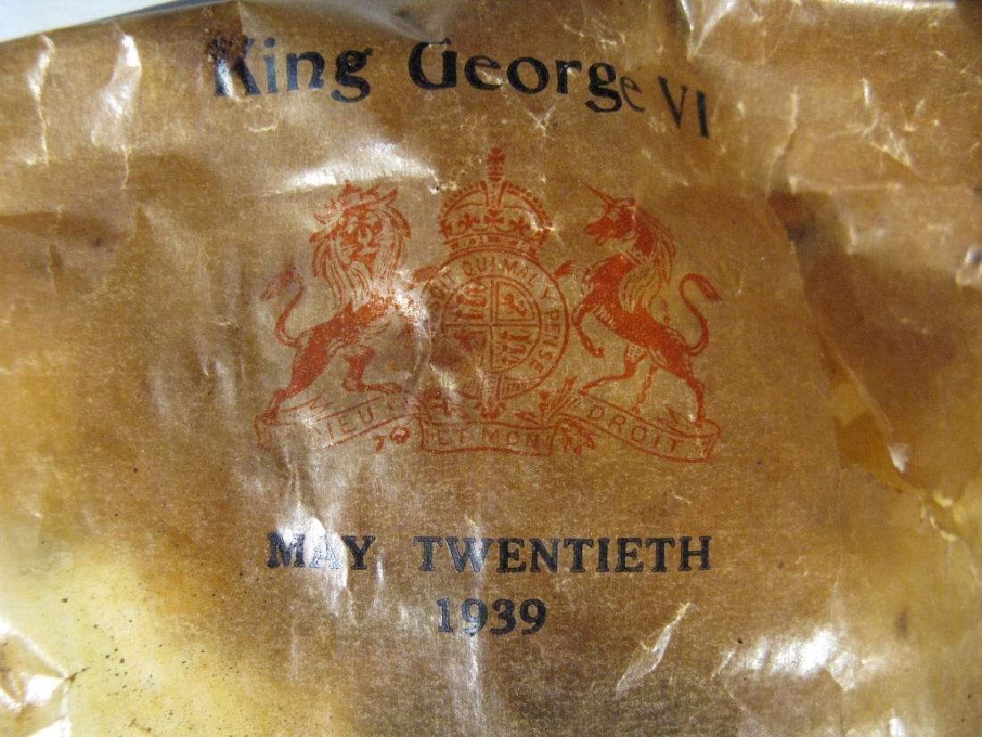 2 @ KING GEORGE IV CORONATION CAKE SLICES - 4