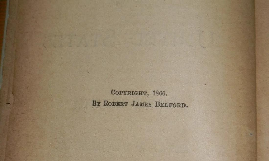 7 1ST ED BOOKS ON WASHINGTON, GRANT & US HISTORY - 10