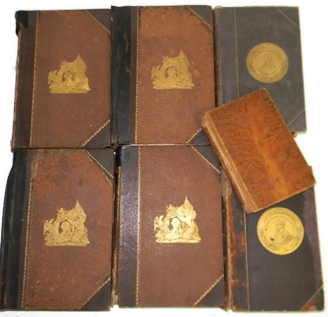 7 1ST ED BOOKS ON WASHINGTON, GRANT & US HISTORY - 2
