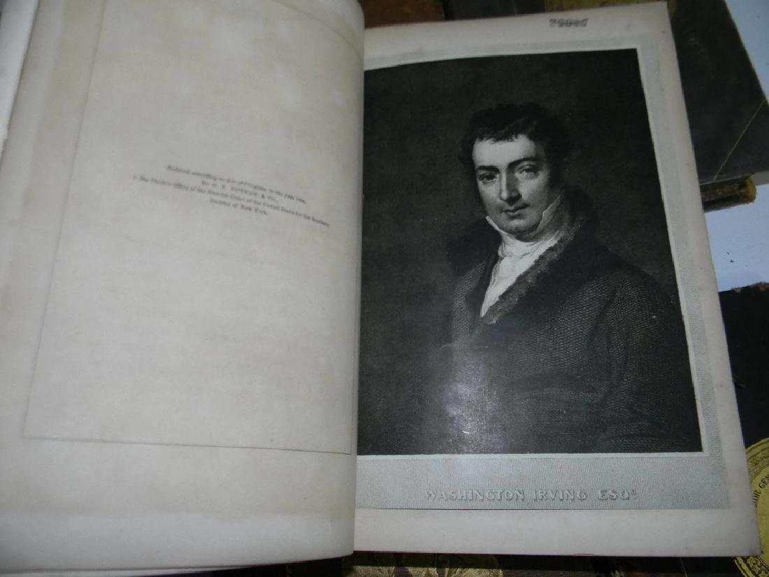 7 1ST ED BOOKS ON WASHINGTON, GRANT & US HISTORY - 4