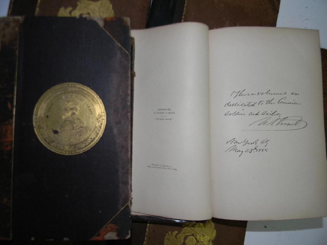 7 1ST ED BOOKS ON WASHINGTON, GRANT & US HISTORY - 7