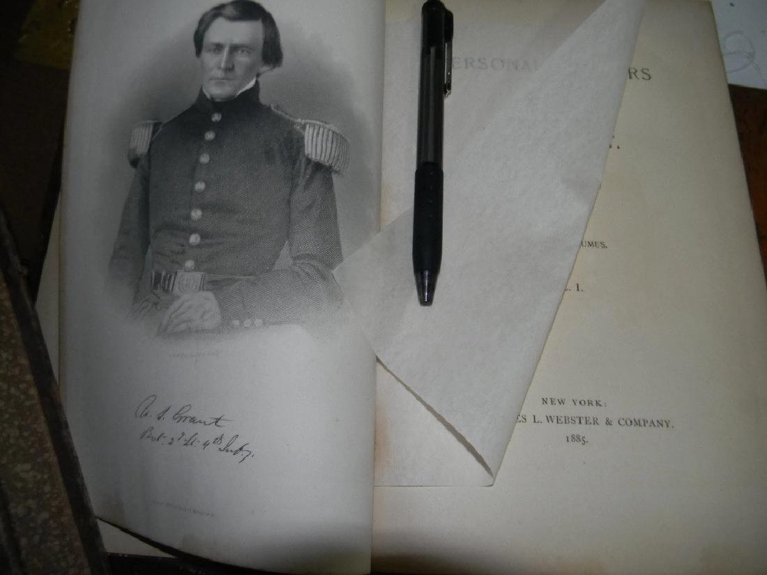 7 1ST ED BOOKS ON WASHINGTON, GRANT & US HISTORY - 8