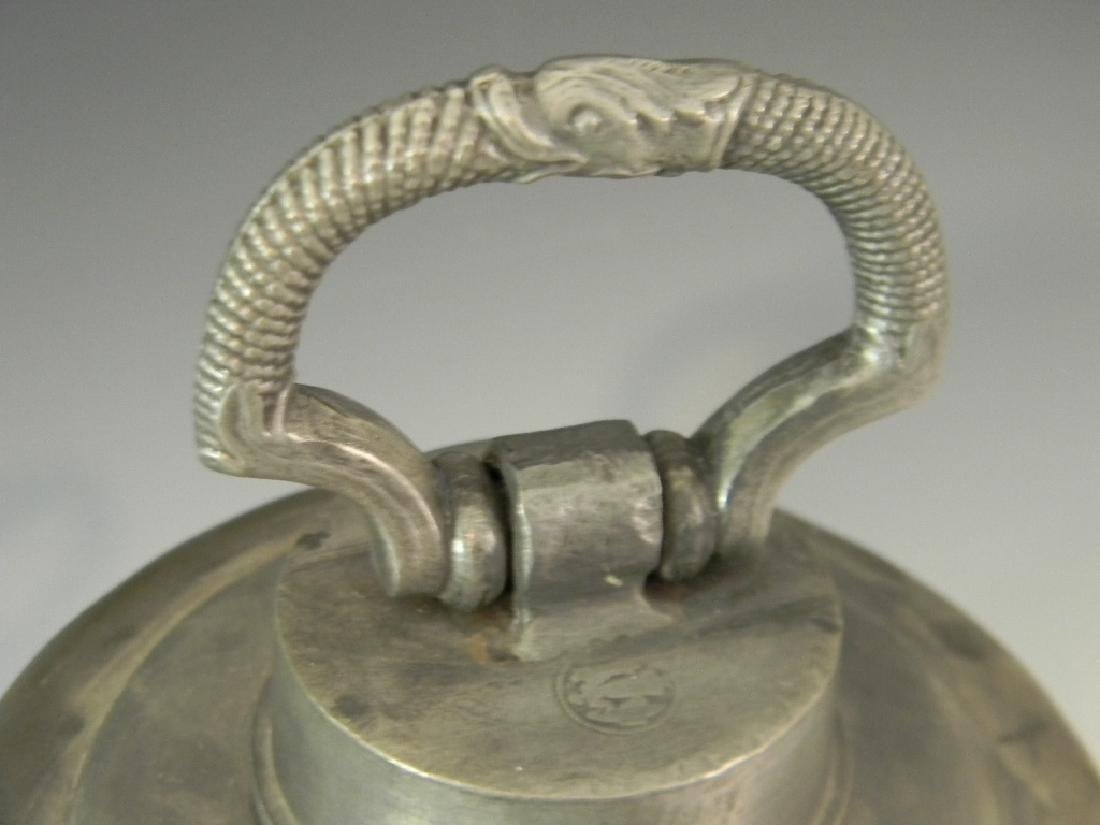 GROUP COLLECTION 18TH - 19TH C CONTINENTIAL PEWTER - 12
