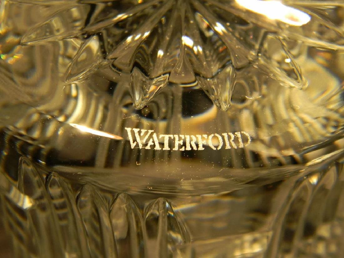 """HOUSE OF WATERFORD CRYSTAL DUNGARVAN VASE 8""""h - 5"""