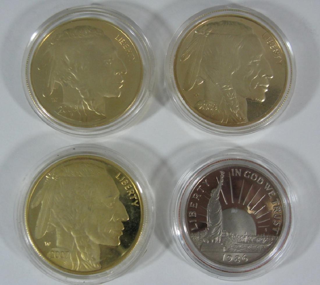 COINS COMMEMORATIVE, .999 ATOCHA, FANTASY & WORLD - 6