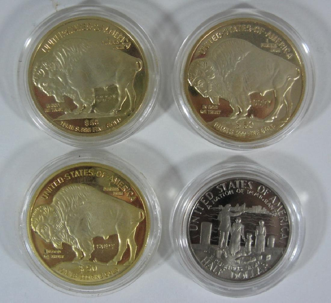 COINS COMMEMORATIVE, .999 ATOCHA, FANTASY & WORLD - 7