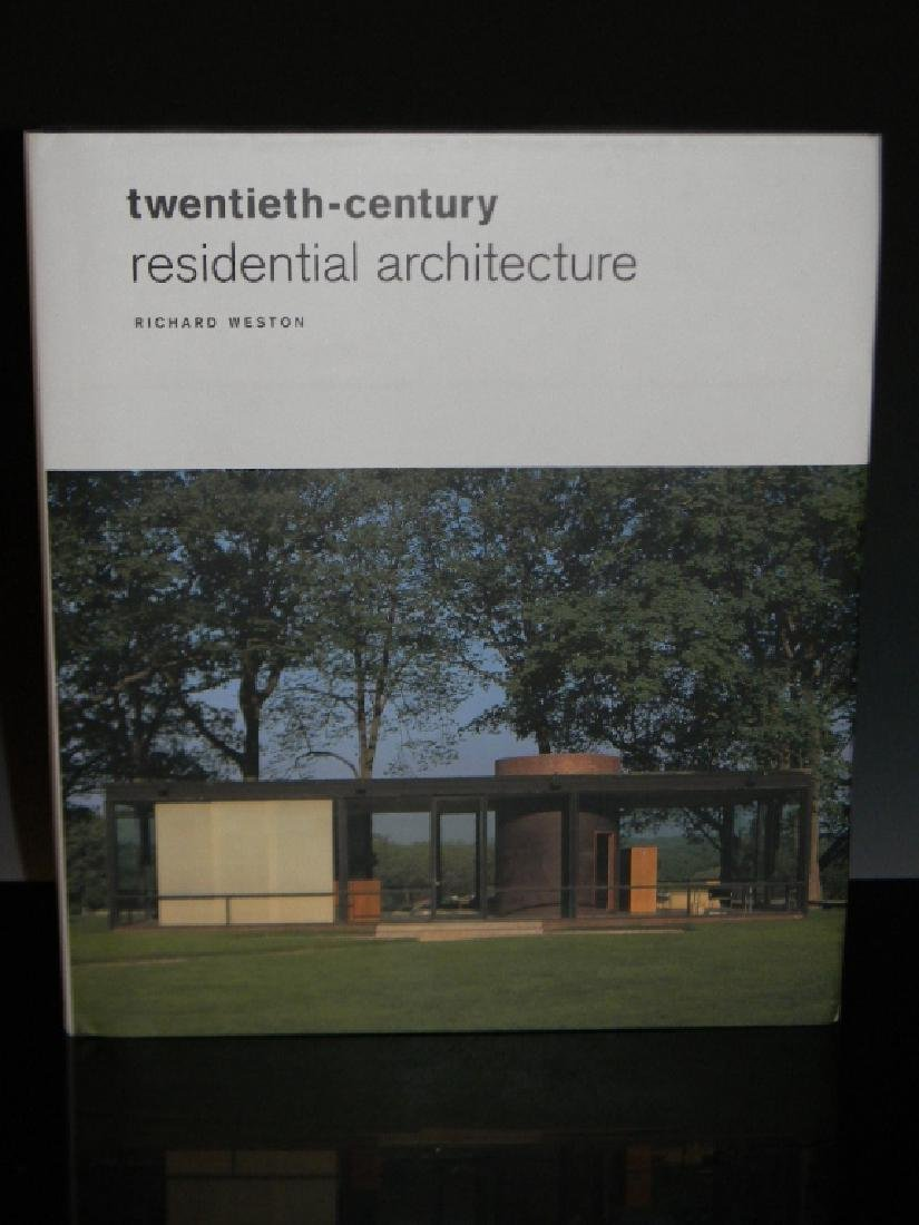 COLLECTION OF 4 ARCHITECTURE REFERENCE BOOKS - 4