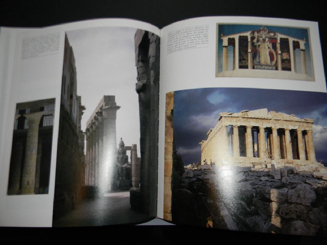 COLLECTION OF 4 ARCHITECTURE REFERENCE BOOKS - 6