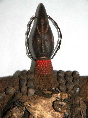 AFRICAN CAMEROON NAMACHI FERTILITY FETISH FIGURE