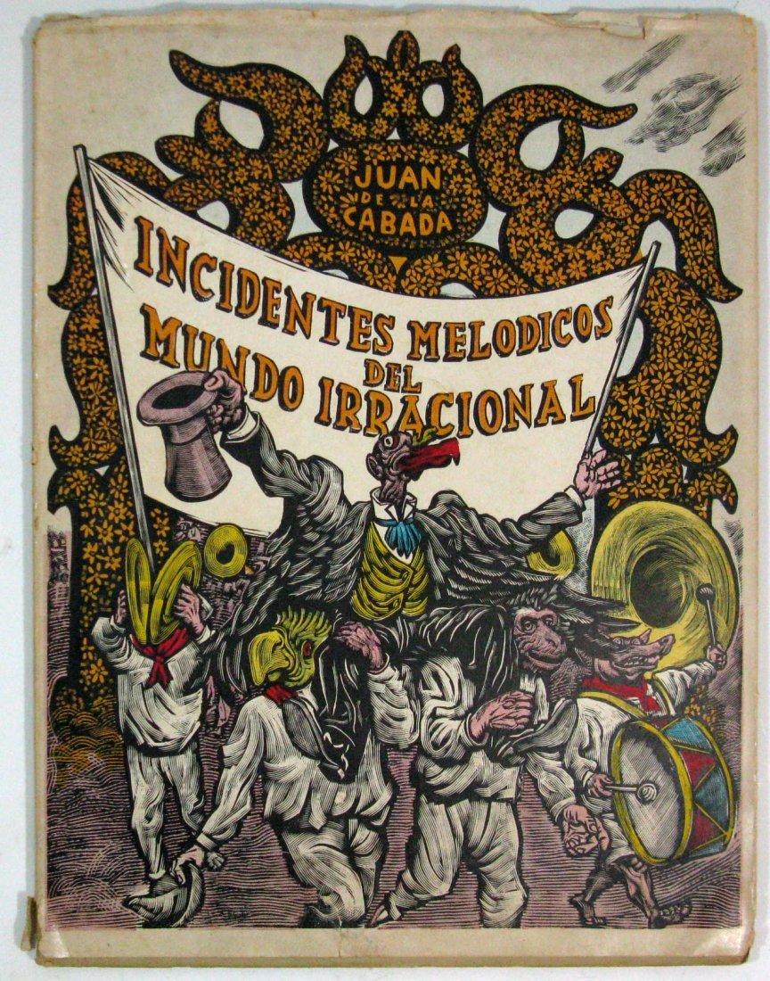 1944 DE LA CABADA INCINDENTES MELODICOS MUNDO