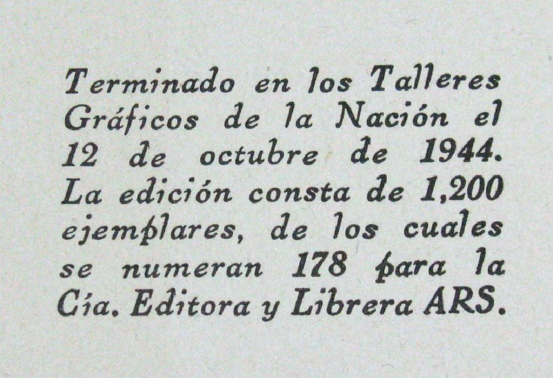 1944 DE LA CABADA INCINDENTES MELODICOS MUNDO - 8