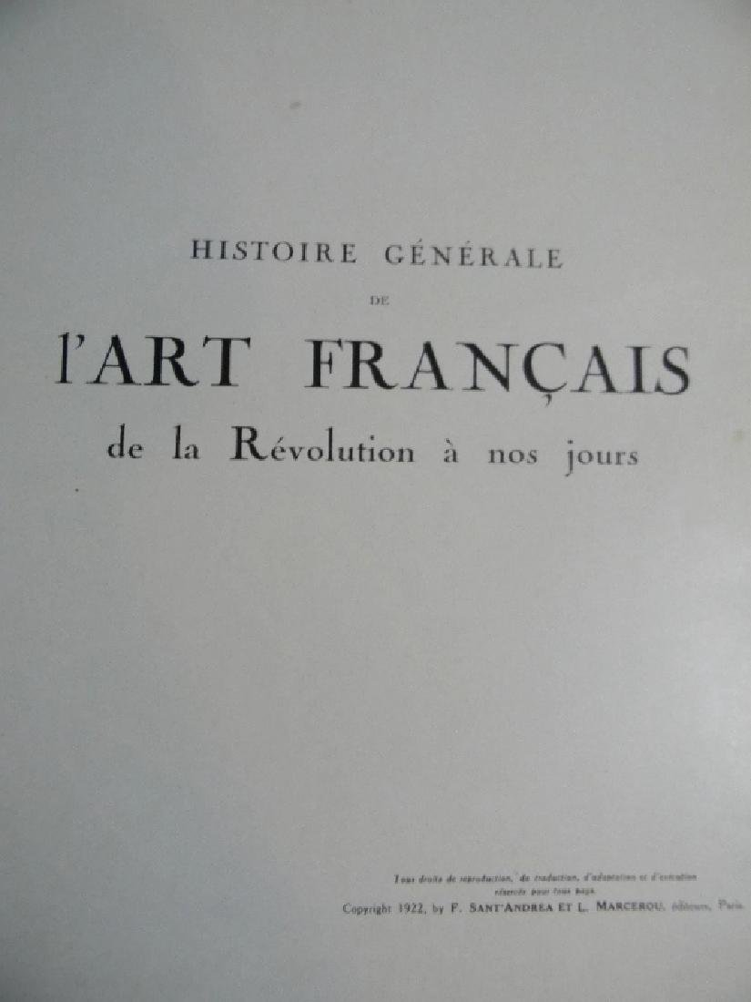 GEORGES BRASSEUR'S FINE ART REFERENCE LIBRARY - 4