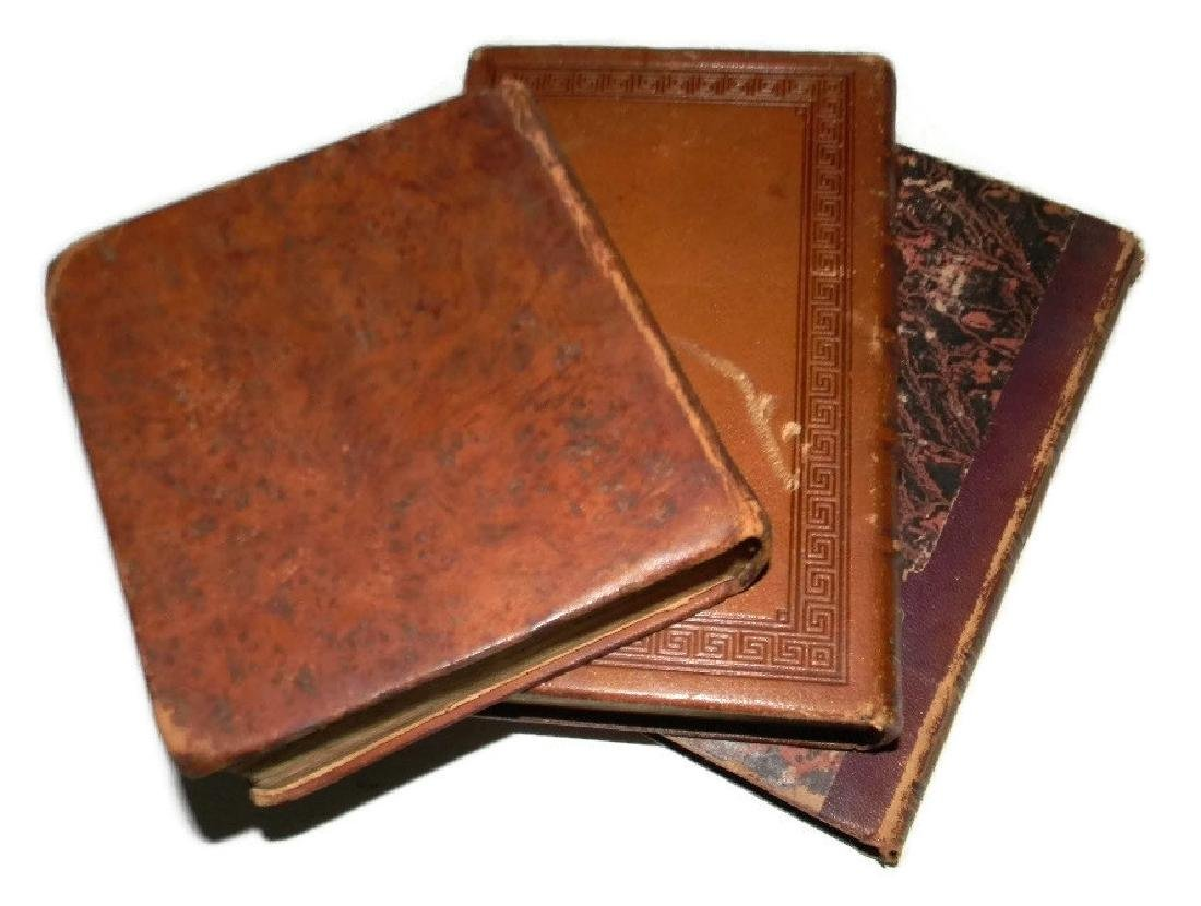 3 EARLY 19TH C FINE ART & LANGUAGE DICTIONARIES - 8