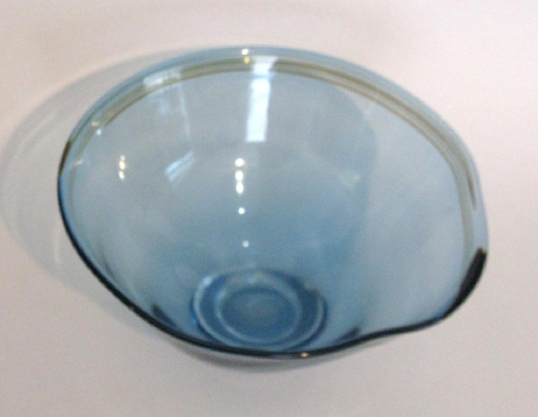 JAMES KINGWELL ICEFIRE GLASS BOWL - 3