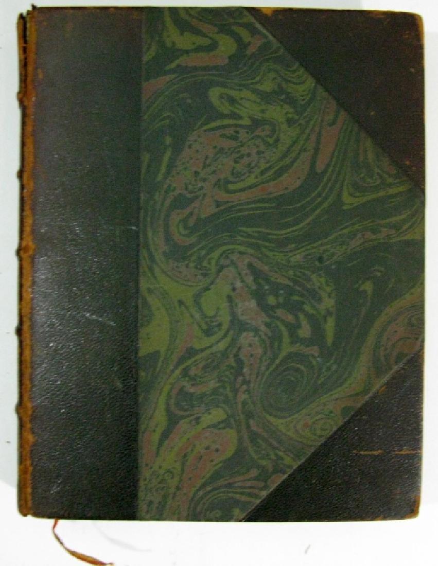 RARE BOOK P. LOTI MADAME CHRYSANTHEME WOODCUT - 3