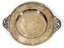 ROBERT STURM ARTS AND CRAFTS OHIO STERLING CHARGER