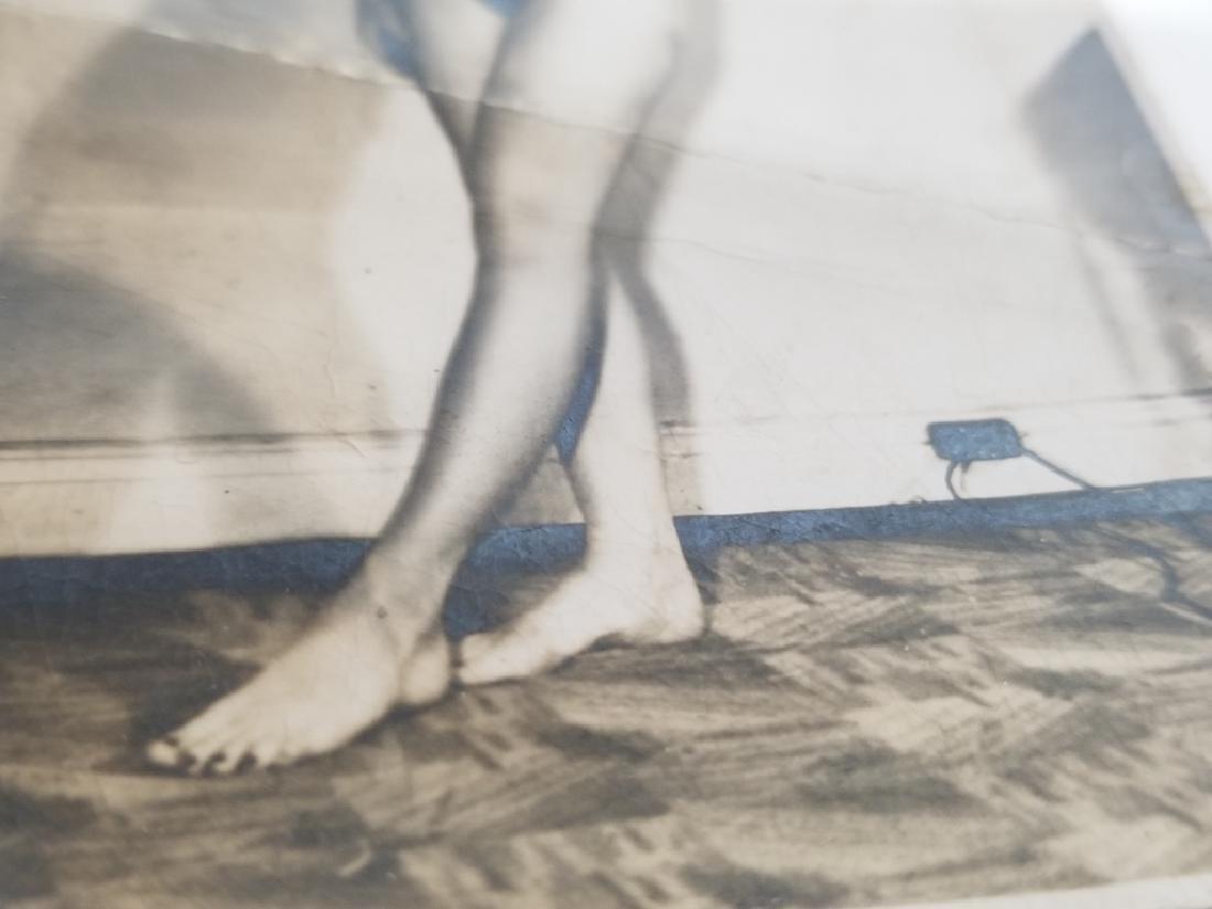 VINTAGE NUDE NORMA JEAN PHOTOGRAPH - 5