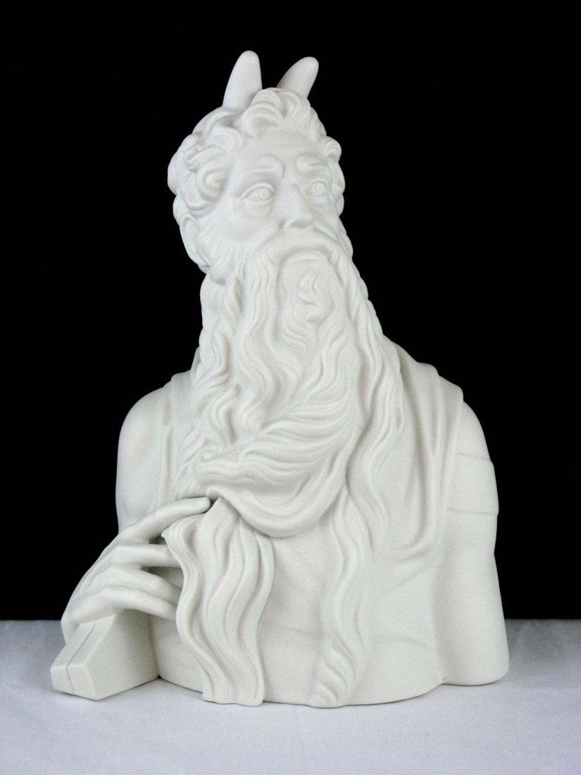 5355 Lladro Porcelain Moses Consideration by F. Catala