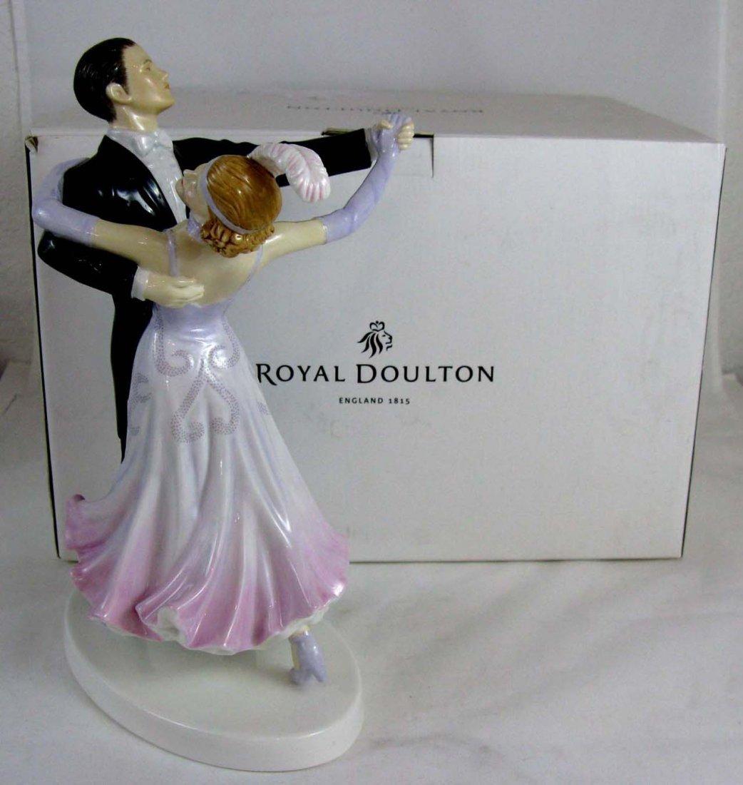 Royal Doulton figurine, The Foxtrot HN5445