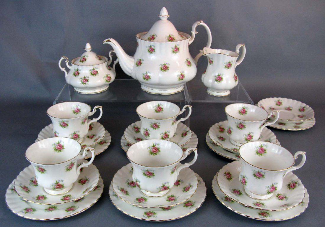 Tea sets royal albert china Royal Albert