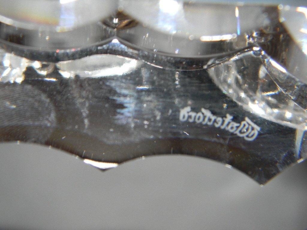 WATERFORD CRYSTAL GIRANDOLE or CANDELABRA - 3