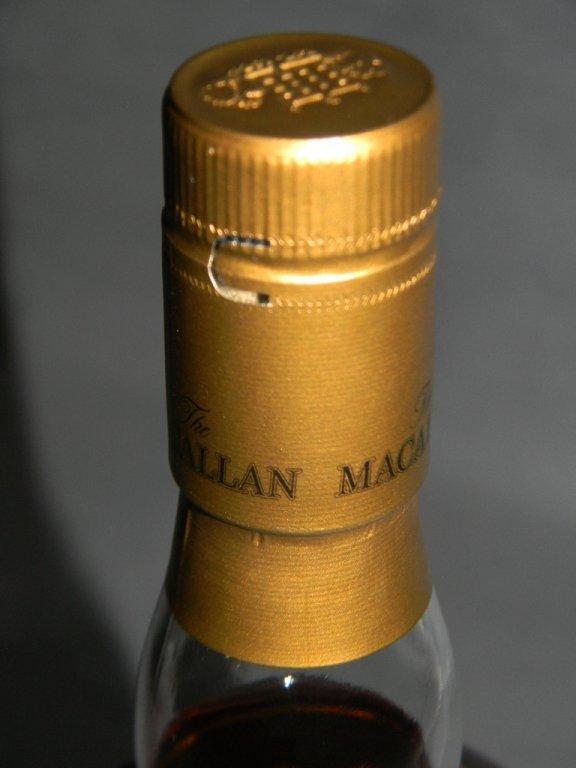 MACALLAN ELEGANCIA 12 YEAR SCOTCH WHISKEY - 6