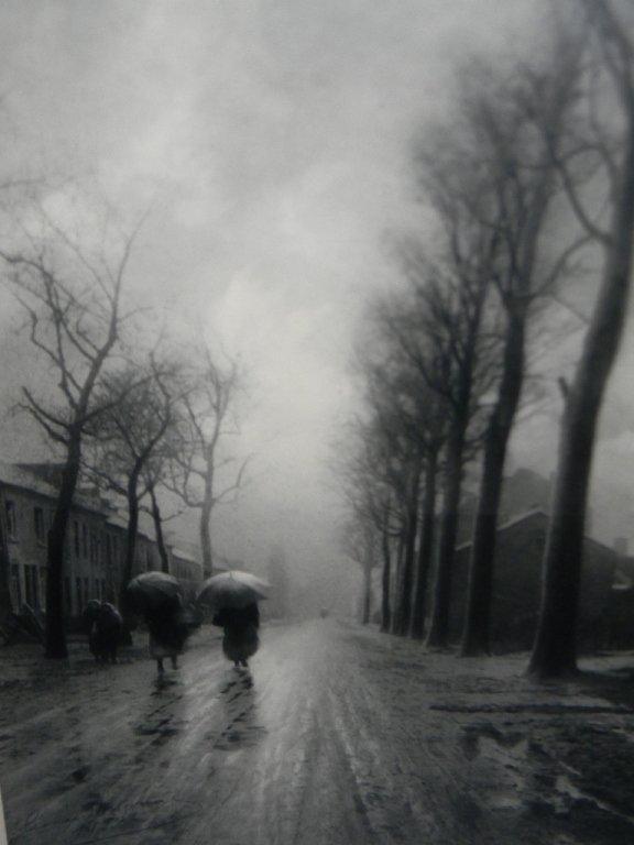 LEONARD MISONNE 1938 SIGNED PHOTOGRAPH SALE TEMPS