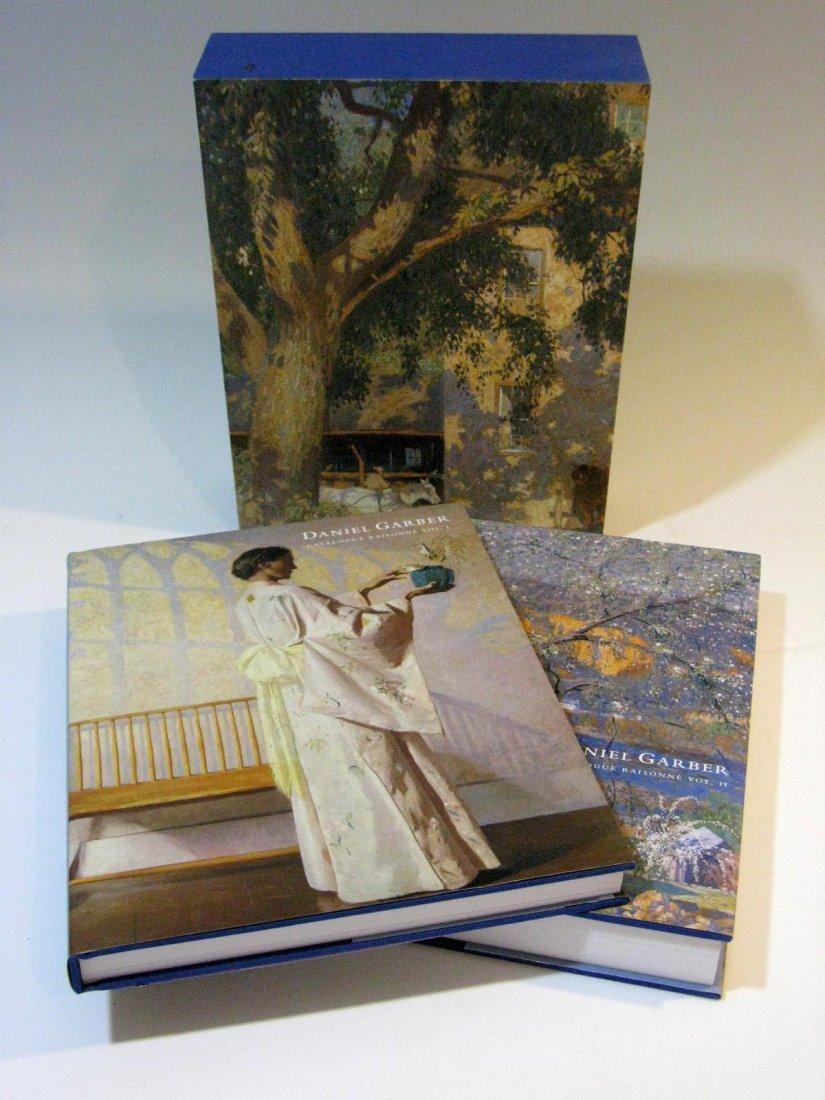 DANIEL GARBER CATALOGUE RAISONNE BOOK VOL I & II