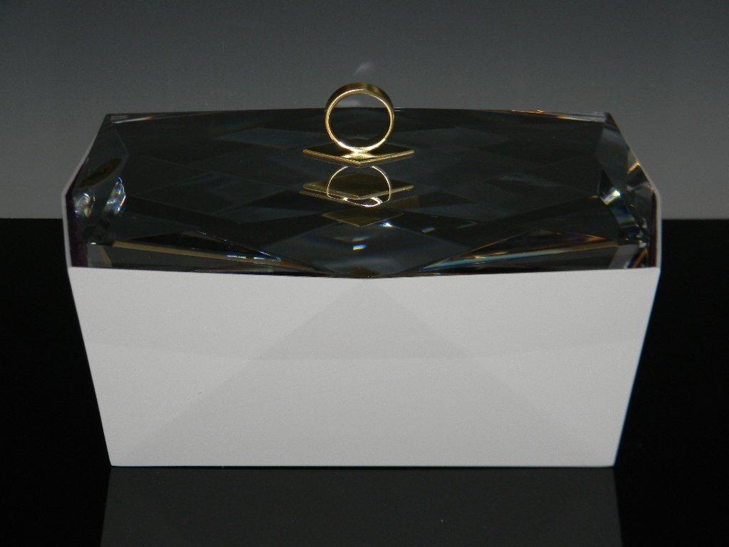 WATERFORD GLACIA JEWELRY BOX