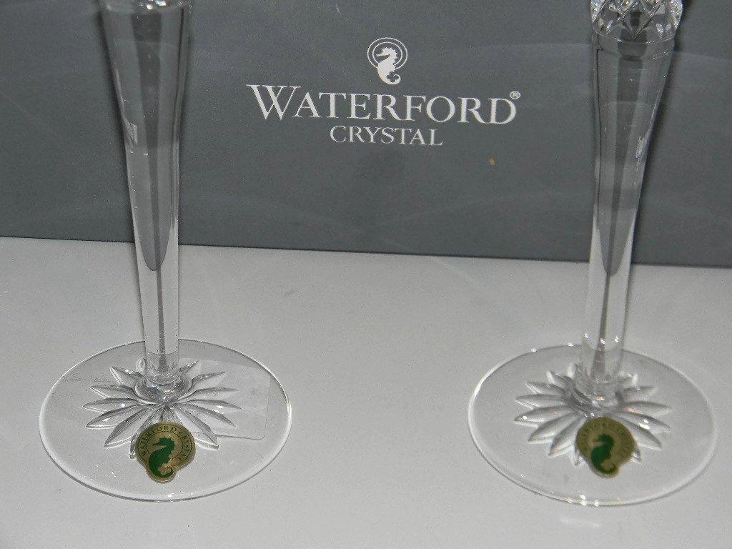 WATERFORD CRYSTAL LISMORE STEMWARE - 6
