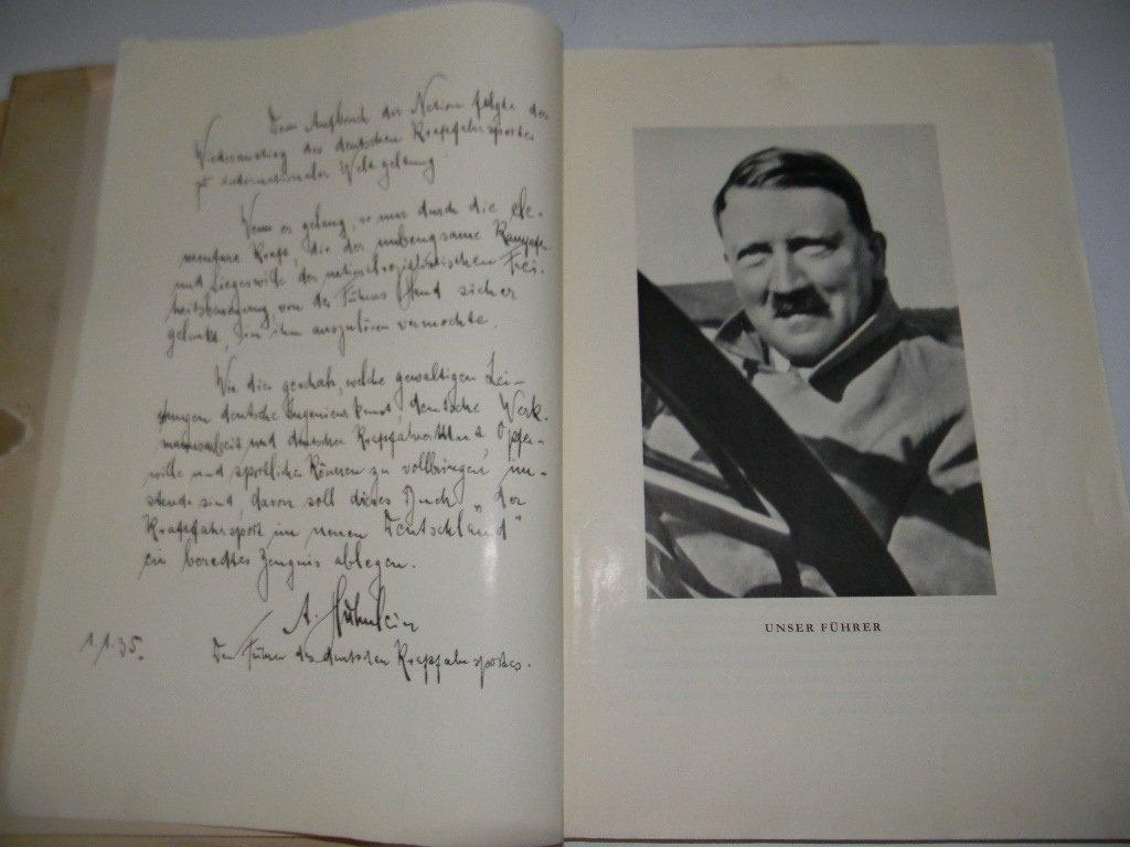 BOOK DER KRAFTFAHRSPORT IM NEUEN DEUTSCHLAND - 4